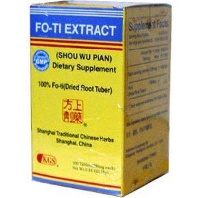Shou Wu Pian (Shou Wu Tablets), 10 Boxes