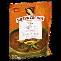 Nueva Cocina All Natural Tortilla Soup with Cilantro
