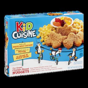 Kid Cuisine Fun Shaped Chicken Breast Nuggets Dinner
