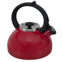 Copco Bellini 2-Qt Red Tea Kettle