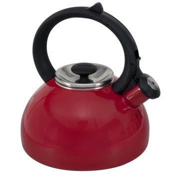 Copco Bellini 2-Qt Red Tea Kettle