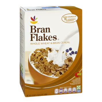 Ahold Bran Flakes Cereal