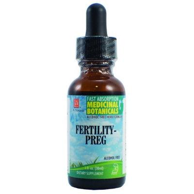 Fertility-Preg Glycerite, 1 oz, L.A. Naturals