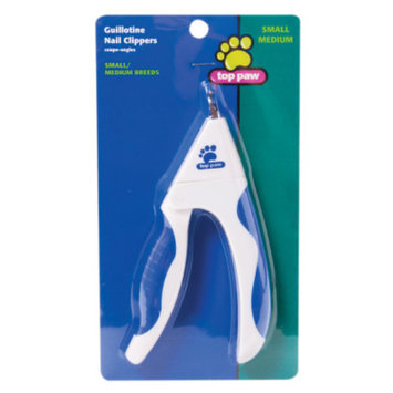 Top Paw Guillotine Pet Nail Clippers