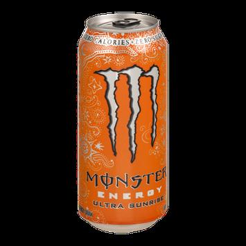 Monster Energy Ultra Sunrise Energy Drink
