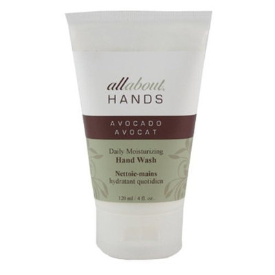 All About Daily Moisture Hand Wash, 4-Ounce (Pack of 2)