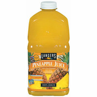 Langers PINEAPPLE JUICE CONCENTRATE (FILTERED WATER