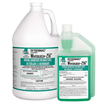 Top Performance Pet Pals TP256 91 96 TP 256 Disinfectant Gallon Wintergreen
