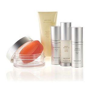ARCONA Basic Five Travel kit for Dry Skin