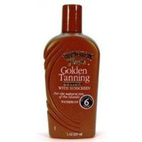 Hawaiian Tropic Golden Tanning Lotion With Sunscreen SPF 6, 10.8 fl. oz. (319 ml)