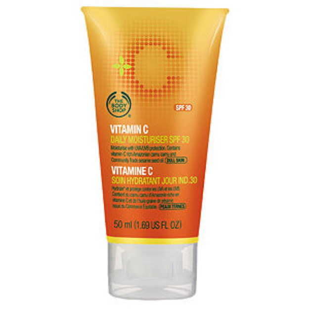 THE BODY SHOP® Vitamin C Daily Moisturizer SPF-30