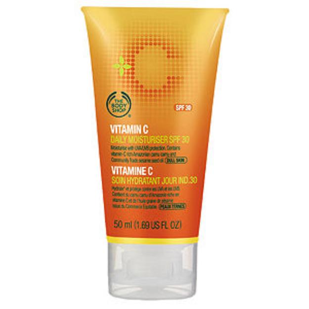 The Body Shop Vitamin C Daily Moisturizer SPF-30, 1.69 fl oz