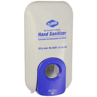 Clorox 01752 Commercial Solutions Hand Sanitizing Spray Dispenser, 1000 ml
