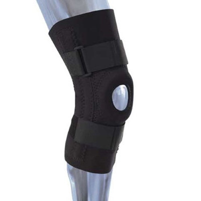 Medi-usa Medi Neoprene Compression Knee Stabilizer: 3X-Large