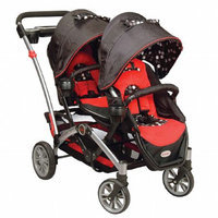 Kolcraft Contours Options Aluminum Tandem Stroller