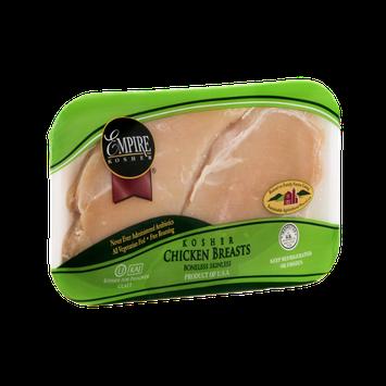 Empire Kosher Chicken Breasts Boneless Skinless