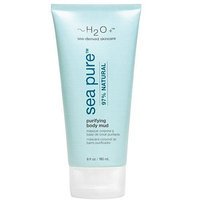 H2o+ H2O Plus Sea Pure Purifying Body Mud 6 oz