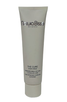 Tura Bisse Int. S.a. Natura Bisse The Cure Sheer Cream Moisturizer Sunscreen 3.5 oz