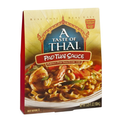 A Taste Of Thai Pad Thai Sauce