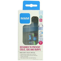 MAM Anti-Colic Bottle Boy, 5 Ounce, Single Pack