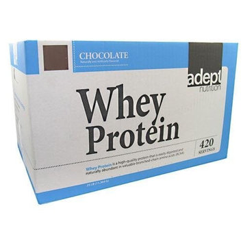Adept Nutrition WHEY PROTEIN CHOCOLATE 25LB