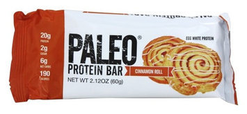 Julian Bakery - Paleo Protein Bar Cinnamon Roll - 12 Bars