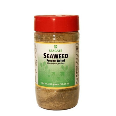 Seagate Products Freeze-Dried Seaweed Powder, 300 grams