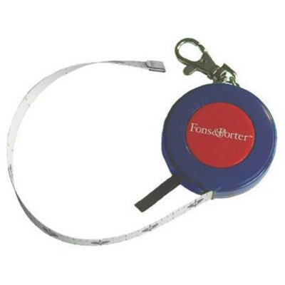 Fons and Porter 120-Inch Retractable Tape Measure