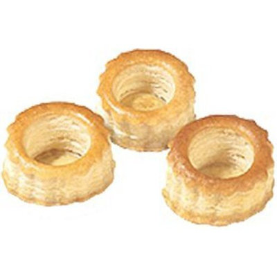 Roland Belgian Mini Bouchees, 3cm (Pack of 192)
