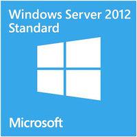 Microsoft Windows Server Standard 2012 64-Bit