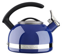 KitchenAid 2.0 Quart Porcelain Enamel Kettle - Doulton Blue