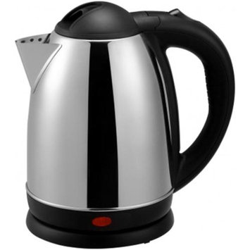 Brentwood 1.7 L Stainless Steel Electric Cordless Tea Kettle 1000W (Brushed)