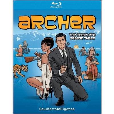Archer: The Complete Season Three (Blu-ray) (Widescreen)