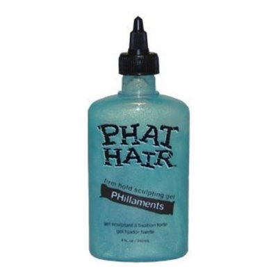 Phat Farm Phat Hair Firm Hold Sculpting Gel Phillaments Unisex, 8 Ounce