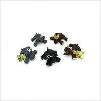 Booda PETMATE 291790 Eco Plush Elephant Toy for Pets, Small