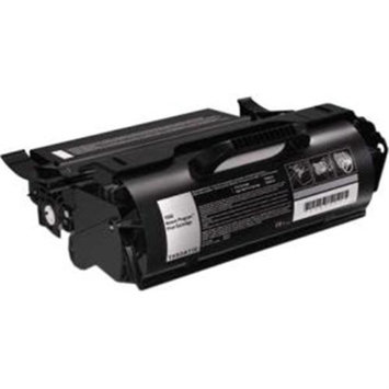 Dell D524T Black 7000 Page Yield Toner Cartridge for 5230N 5230DN 5350DN