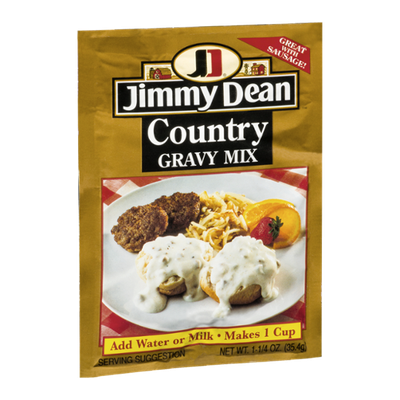 Jimmy Dean Country Gravy Mix