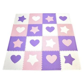 Tadpoles Hearts Playmat Set