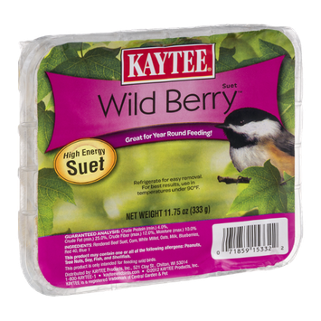 Kaytee High Energy Suet Wild Berry