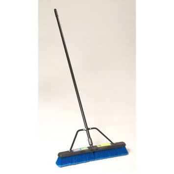 Hardware House - Housewares 12-8612 24-Inch Pushbroom In/Out Dr