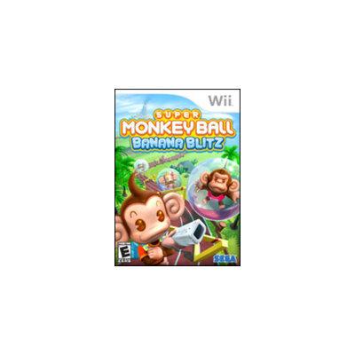 Sega of America Super Monkey Ball: Banana Blitz