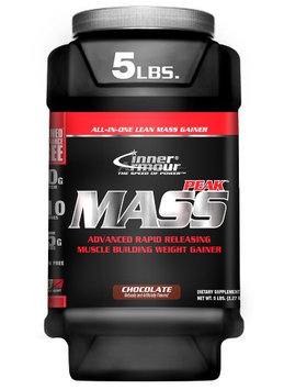 Inner Armour Mass-Peak Gainer Chocolate 5 lbs