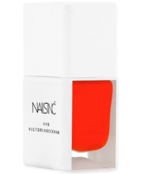 Nails Inc. NAILS INC. Victoria, Victoria Beckham x Nails Inc Judo Red Collection 0.47 oz