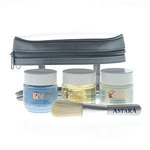 Astara Masks Sampler Kit