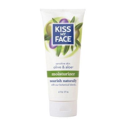 Kiss My Face Moisturizer Olive & Aloe