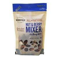 WOODSTOCK Trail & Snack Mixes All Natural Nut & Berry Mixer, 6.5 oz