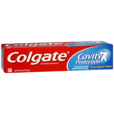 Colgate Cavity Protection Fluoride Toothpaste