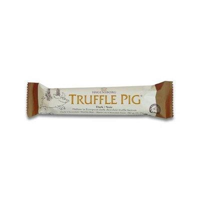Hagensborg Truffle Pig Bar - Dark Chocolate - (pack of 6)