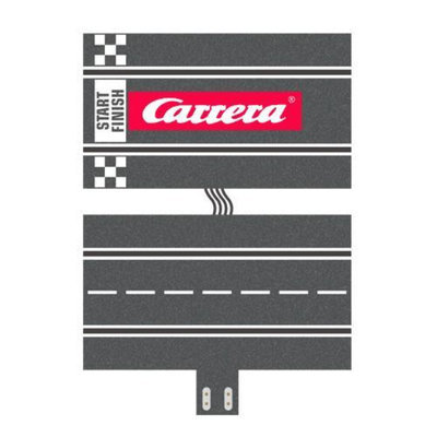 Carrera 1/24 & 1/32 Connecting Section For Multilane Extension
