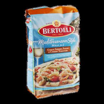 Bertolli Mediterranean Style Garlic Shrimp, Penne & Cherry Tomatoes